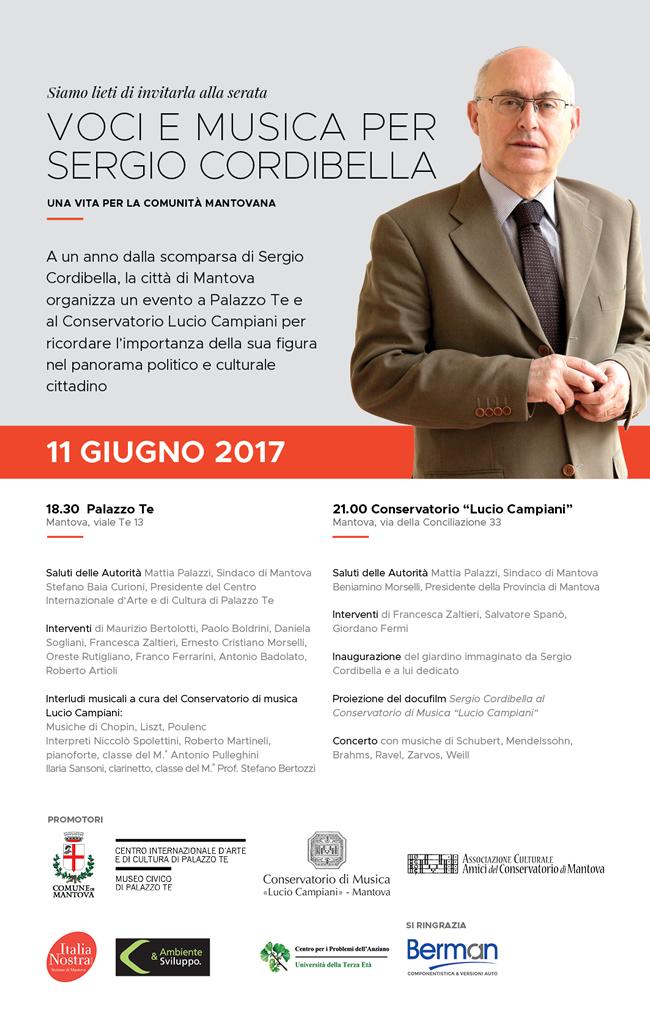 INVITO Voci e Musica per Sergio Cordibella