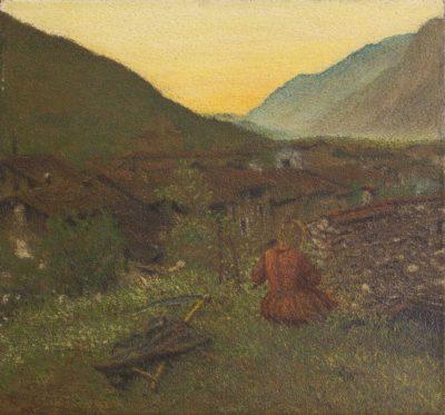 Domenico Pesenti, Paese di montagna per SITO