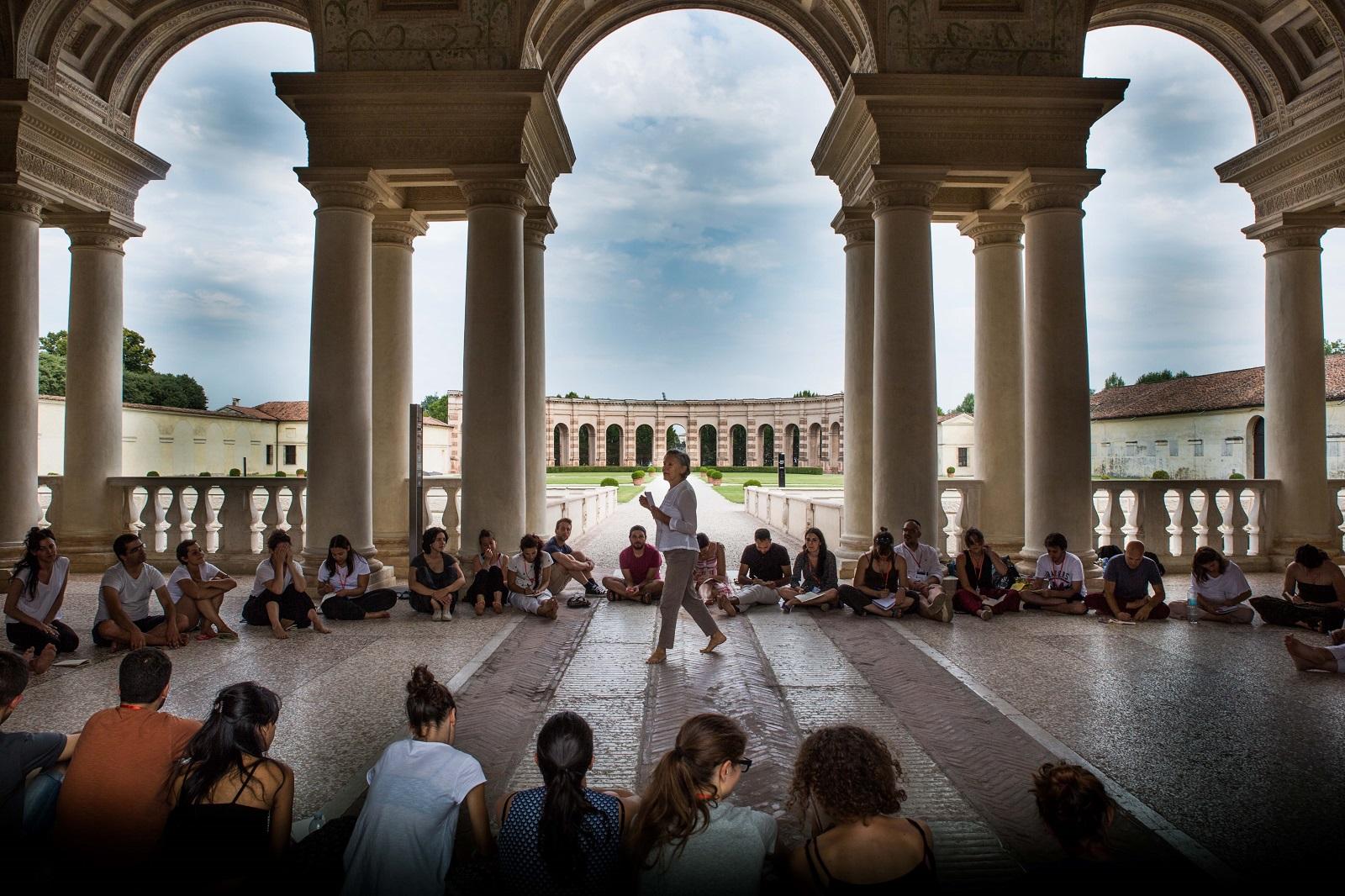 Foto Scuola di Palazzo Te bassa