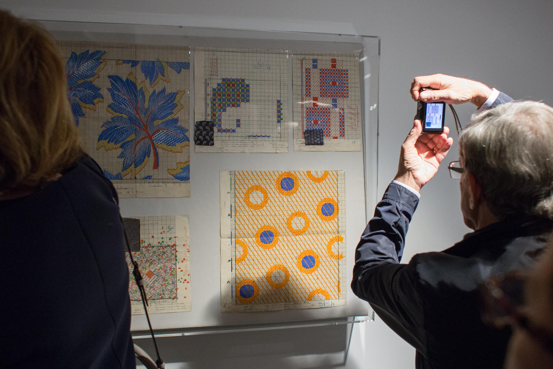 Mostra Il tessuto come arte Antonio Ratti imprenditore e mecenate (7)